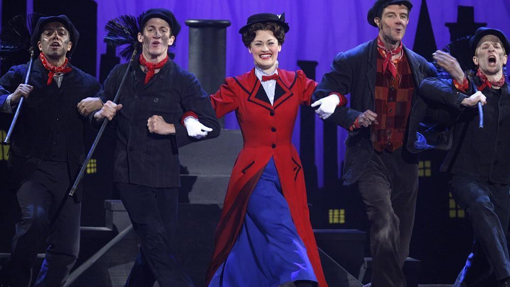 Why Mary Poppins is banned in Germany on Good Friday