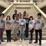 Students opposing gun violence barred entry to Ga. Capitol galleries
