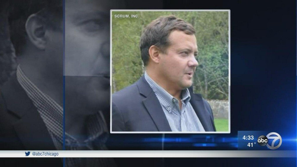 River North stabbing victim ID'd as suburban software CEO, father of 6