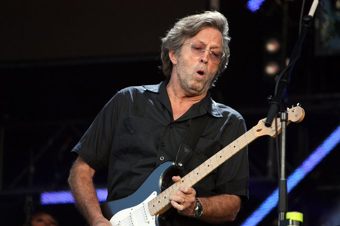 Happy Birthday to Eric Clapton    About: