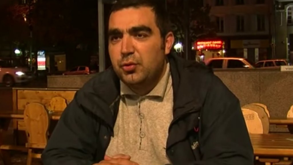 Exiled Azeri journalist shot, wife killed in southern France