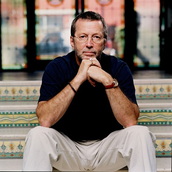 Happy Birthday  to Eric Clapton! All Time Classic       :)
