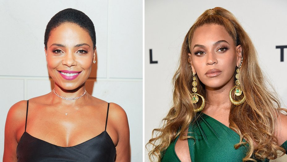 Sanaa Lathan identified as mystery @Beyonce biter (Report)