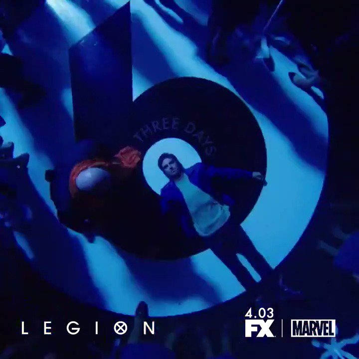 Only 3 m0re days?  (Tues 10 Pm). #LeGionFX https://t.co/1W4GXIRgBm
