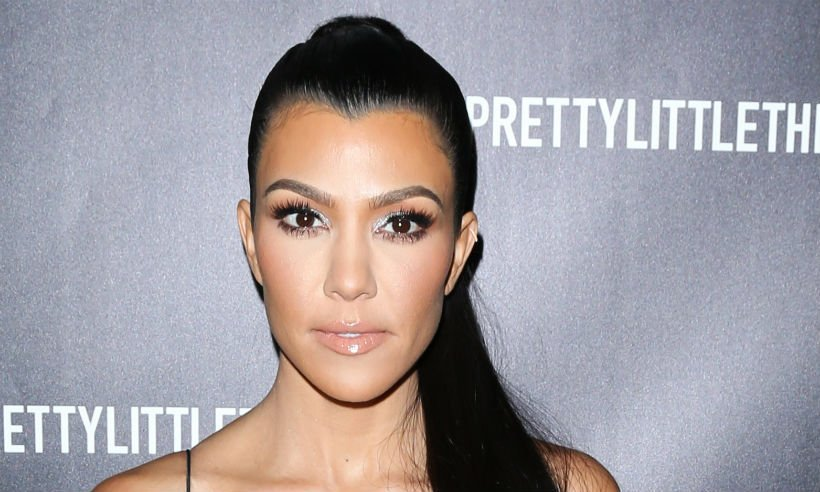 Kourtney Kardashian just made things VERY official with boyfriend Younes Bendjima: