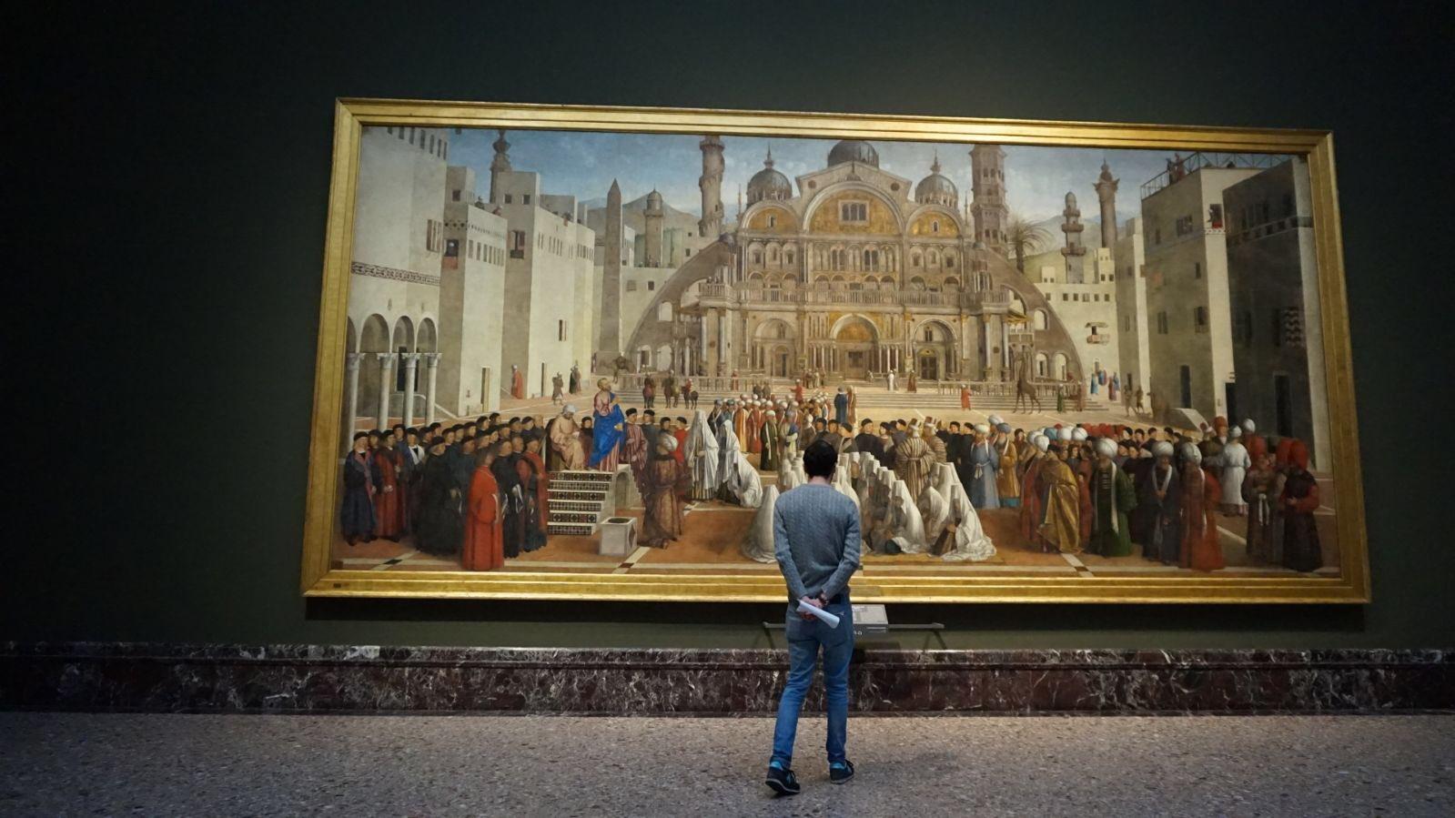 Pinacoteca de Brera #Milán https://t.co/uT0HIWq2v3