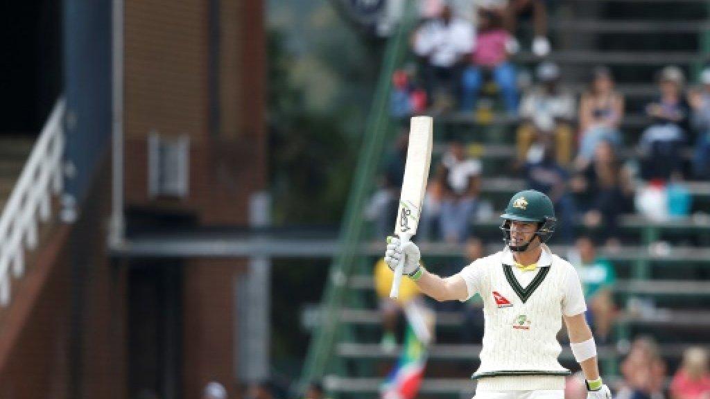 South Africa in control of fourth Test despite Australia fightback