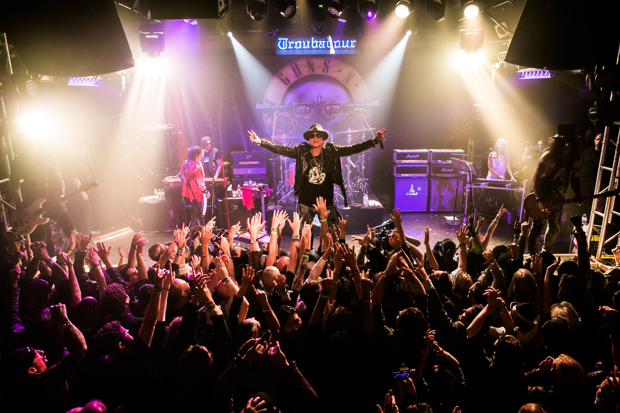#GnFnR | The Troubadour | #AprilFoolsDay | 2016 https://t.co/s9CeWCMAGE