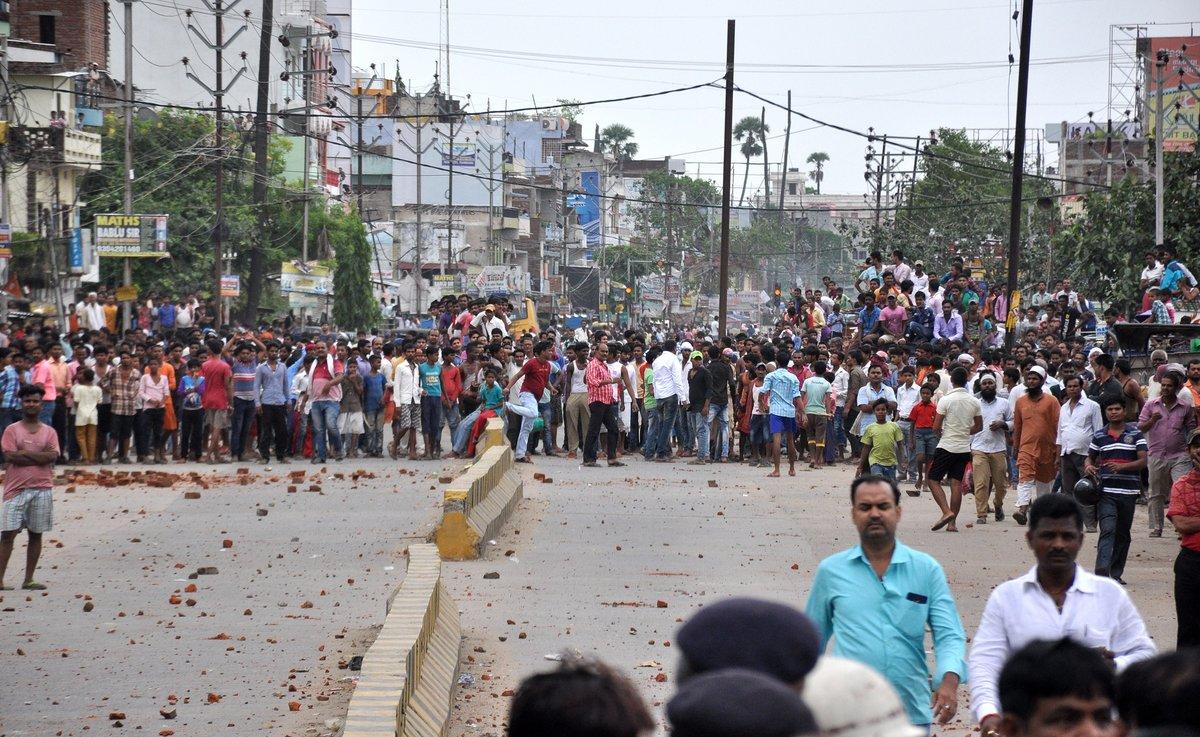 Image result for bjp communal riots