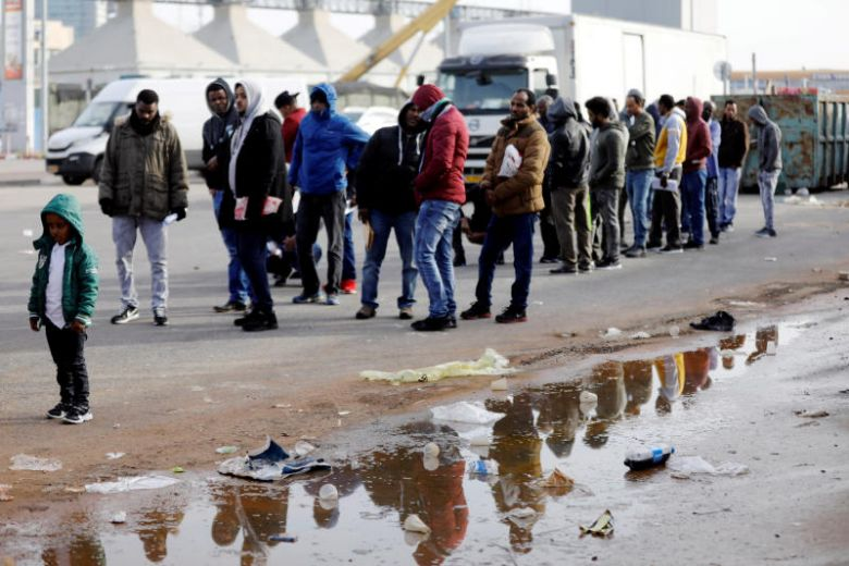 Israel says to send 16,000 African migrants to Western countries