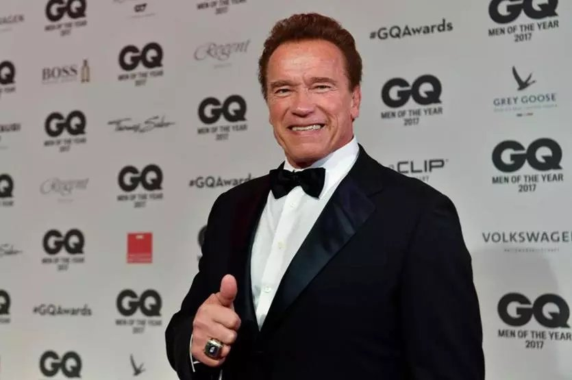 'I'm back': Arnold Schwarzenegger in stable condition after heart surgery