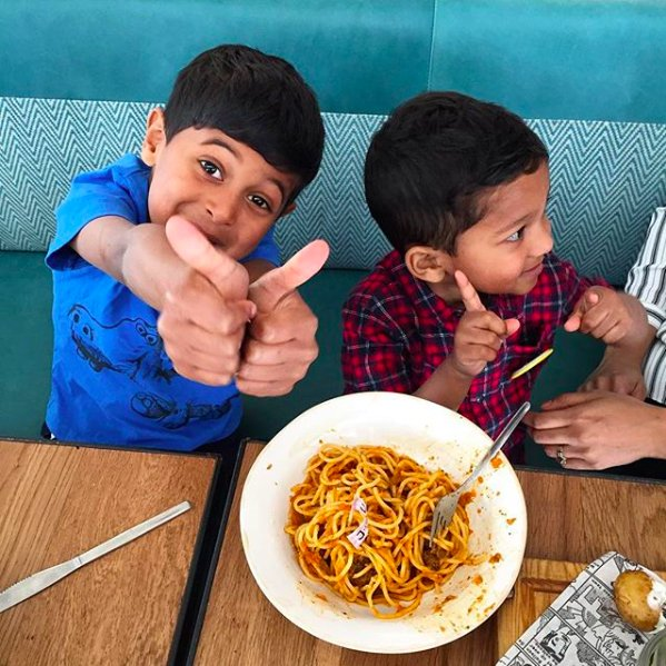 It's #KidsEatFree with every adult main! See you there.  Click the link to book: https://t.co/V7THciHmzz https://t.co/MaNwRTmpbt