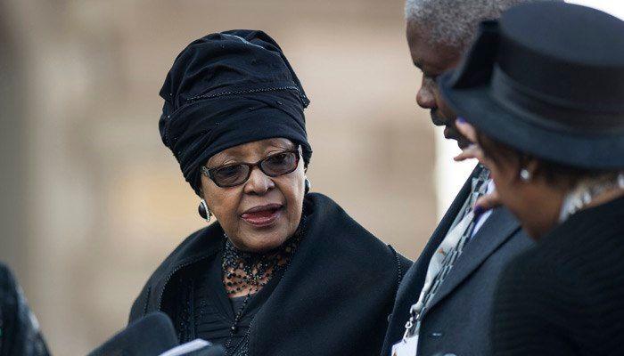 Winnie Madikizela-Mandela, ex-wife of Nelson Mandela, dead at 81 - | WBTV Charlotte
