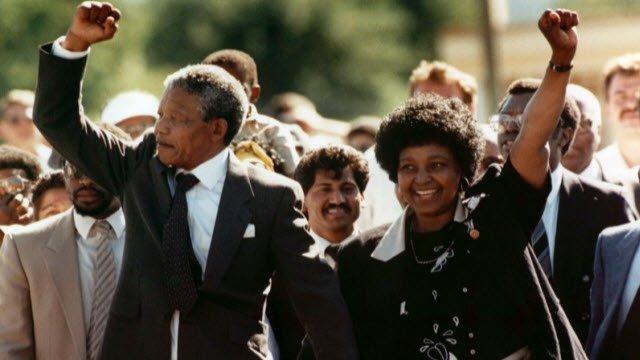 Anti-apartheid activist Winnie Mandela, former wife of Nelson Mandela, dead at 81