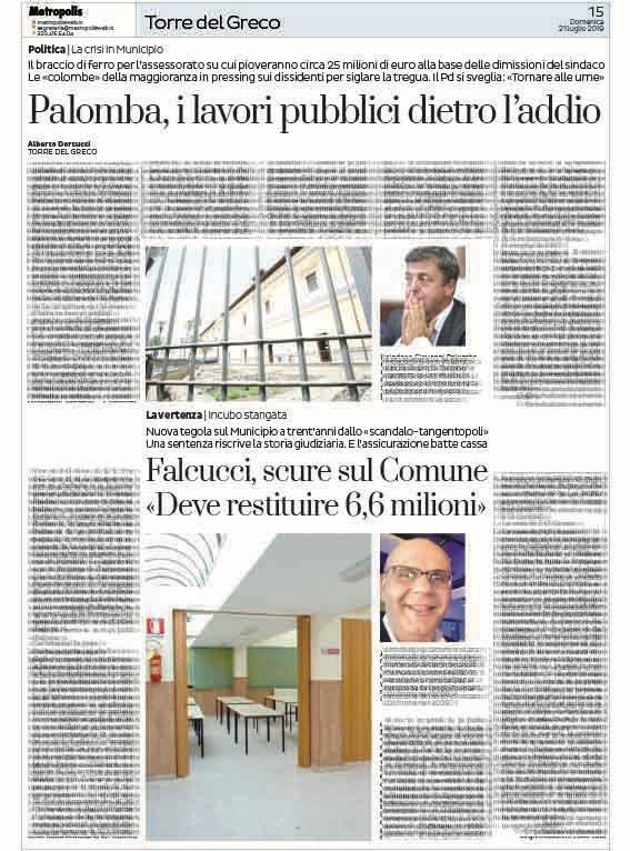 test Twitter Media - #torredelgreco un assessorato da 25 milioni dietro l'addio del #sindaco Palomba. Oggi su #Metropolis #Quotidiano https://t.co/YRerzNoqzt