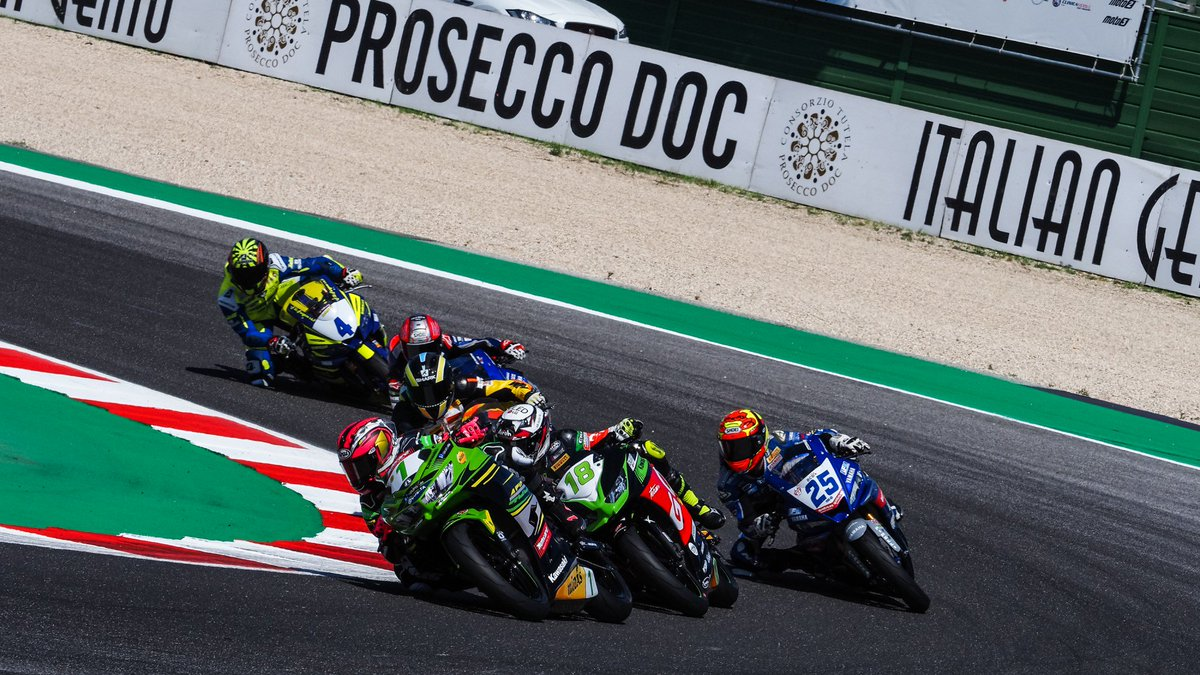 test Twitter Media - 📝The story of the #WorldSSP300 season so far…  A phenomenal year of last lap battles and high-class records is already over the halfway mark, so what are the stand-out moments from 2019?  📃| #WorldSSP300  https://t.co/b7cQqXGWaj https://t.co/0rrF54nmHQ