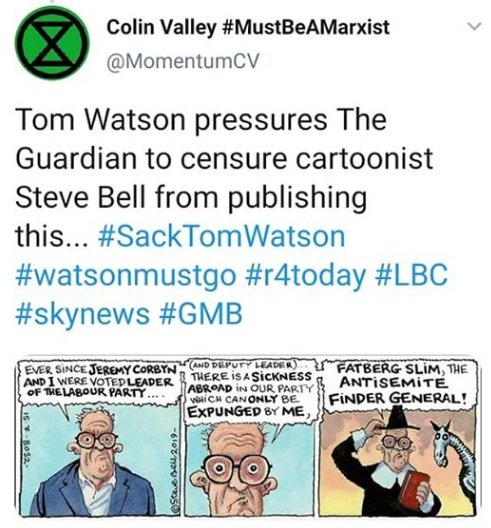 RT @DarrylMagher: #Sandwell #WestBromwich MP Tom Watson pushing for censorship? https://t.co/5zlMXDjpP5