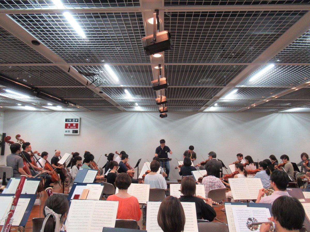 test ツイッターメディア - 岡山に来ています。岡山フィルの皆さんとイベールです。大好きなこの作品皆さんに聴いていただきたい!今日初リハでしたが、オケの皆さんとの音の会話が楽しい!日曜日シンフォニーホールで15時から!後半の展覧会のオケ中も吹きます。お楽しみに!写真は指揮の園田さんと。 https://t.co/ykpvKErw6C