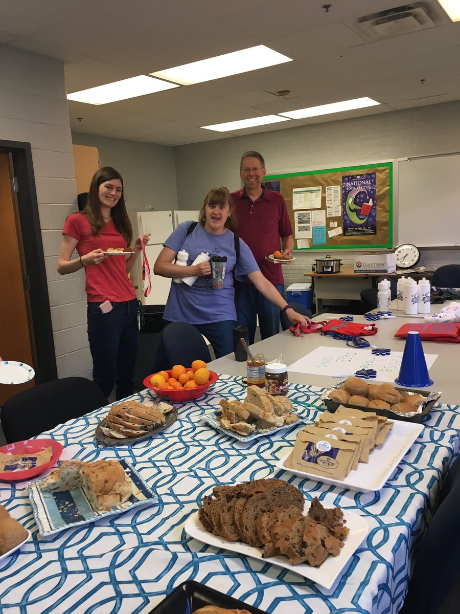 test Twitter Media - Thank you to @GreatHarvest Vienna and Starbucks for providing breakfast for our outstanding Justice CRA staff!  @FCPS_Summer @kgreata @MrOlcott #CRA https://t.co/n4W7NHKBRq