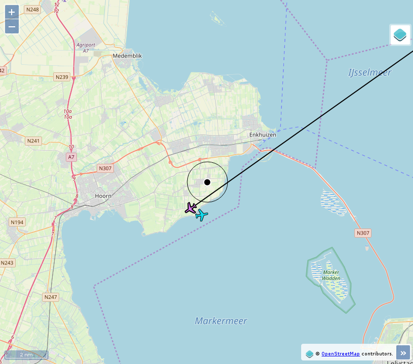 test Twitter Media - #IBK2903 (B738): #CPH (Copenhagen) to #LGW (London, England). 0.6 nm away @ 38000 ft and heading SW @ 404.0 kts / time 13:39:31. #WayTheHeckUpThere #MovingQuickly #Venhuizen #RaspberryPi #ADSB https://t.co/L5ExSPdsKS