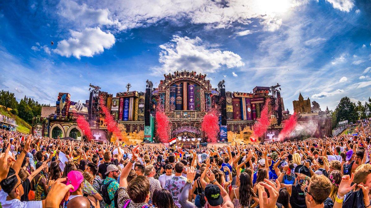 Tomorrowland 2021 lineup