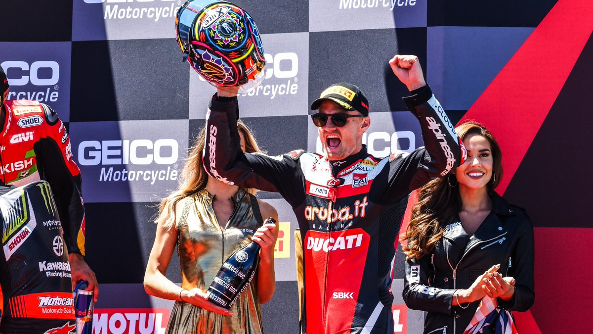 test Twitter Media - Unforgettable USA: Relive a memorable visit to Laguna Seca!  #USAWorldSBK 🇺🇸  📹VIDEO | #WorldSBK  https://t.co/6pWqOSVpaM https://t.co/PW8W1u1Clm