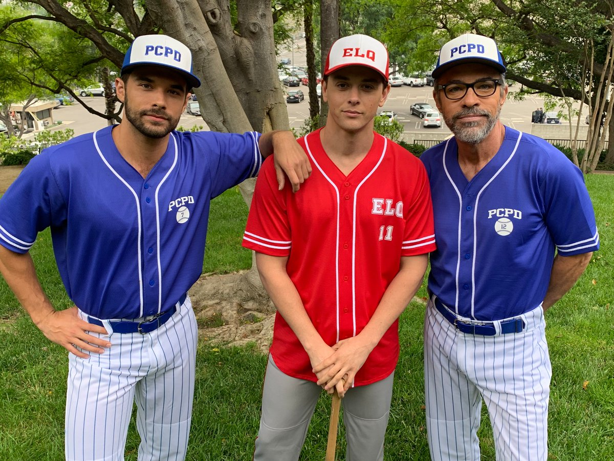 test Twitter Media - Which softball team do you think will dominate this summer? 🥎#BehindTheScenes #GH @josh_swickard @duelly87 @JohnJYork https://t.co/LgoiOx6nso
