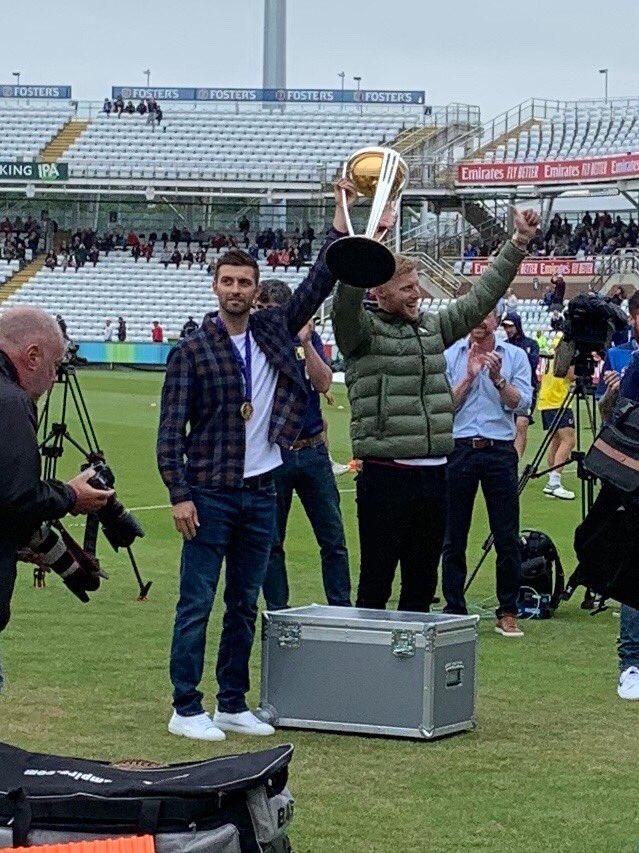 Local Heroes #CricketWorldCup #durhamcricketclub #WorldCup2019 https://t.co/dEOvMPQGi7
