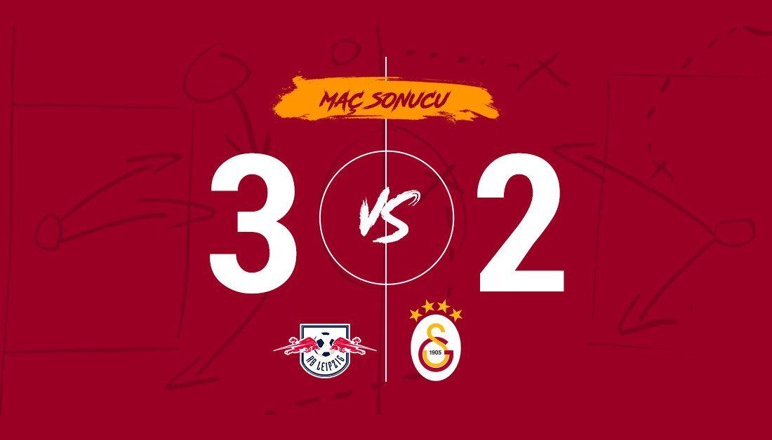 RT @GalatasaraySK: Maç sonucu   #RBLvGS: 3-2 https://t.co/wowphXqSbH