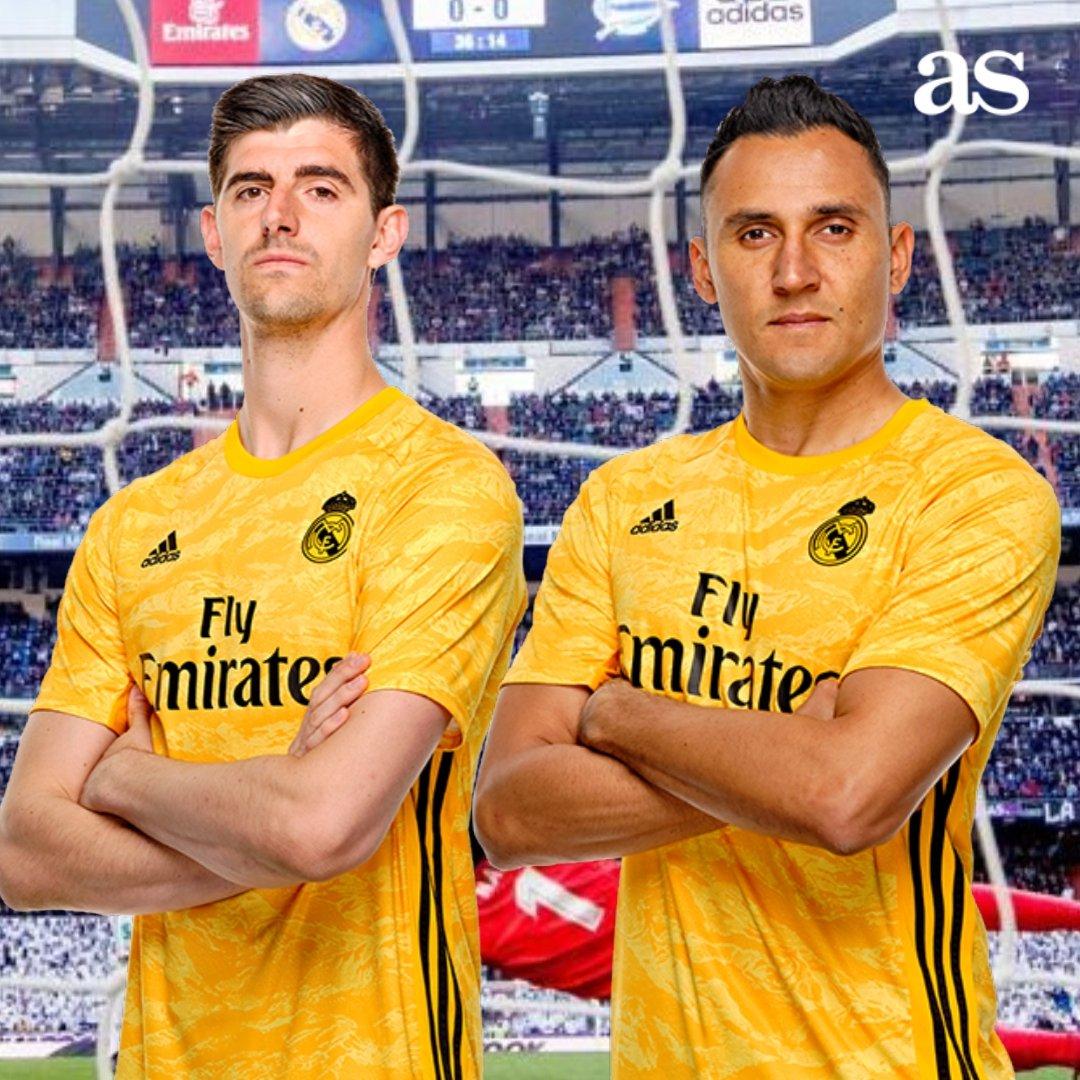 RT @diarioas: 🤔 ¿Quién debe ser titular en el Real Madrid? 🔁 Keylor Navas ❤️ Courtois https://t.co/iZpVg59Jir