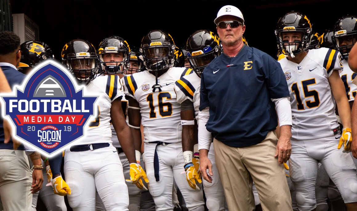 RT @ETSUAthletics: SoCon Football Media Day to held Monday in Spartanburg https://t.co/edYVlYIF2x https://t.co/dOcC0qW5PH