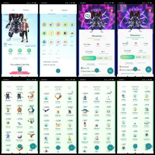 test Twitter Media - #PokemonGo account lvl 30  - 2 Mewtwo armored - 500 k stardust #ebay 🔥🔗https://t.co/XeDRoW439v https://t.co/1kcOns6EEz