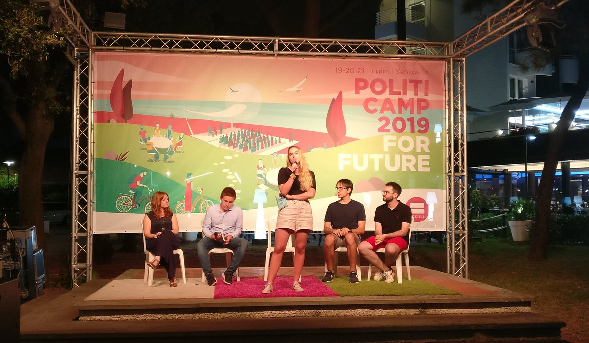 #Politicamp