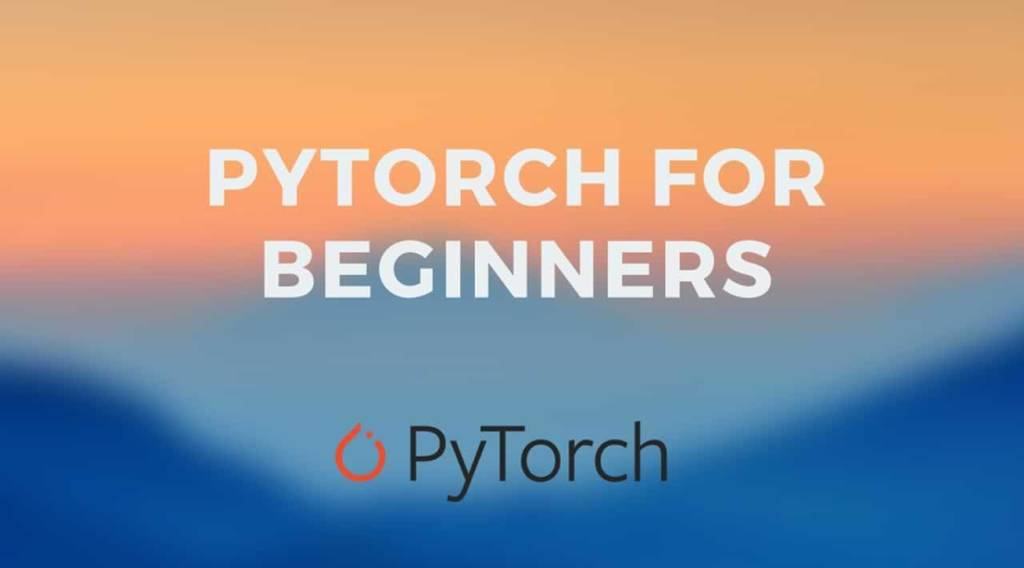 test Twitter Media - PyTorch Tutorial for Beginners  ☞ https://t.co/6VttojLUQ7  #PyTorch #MachineLearning #DeepLearning https://t.co/OA60tHHc0p