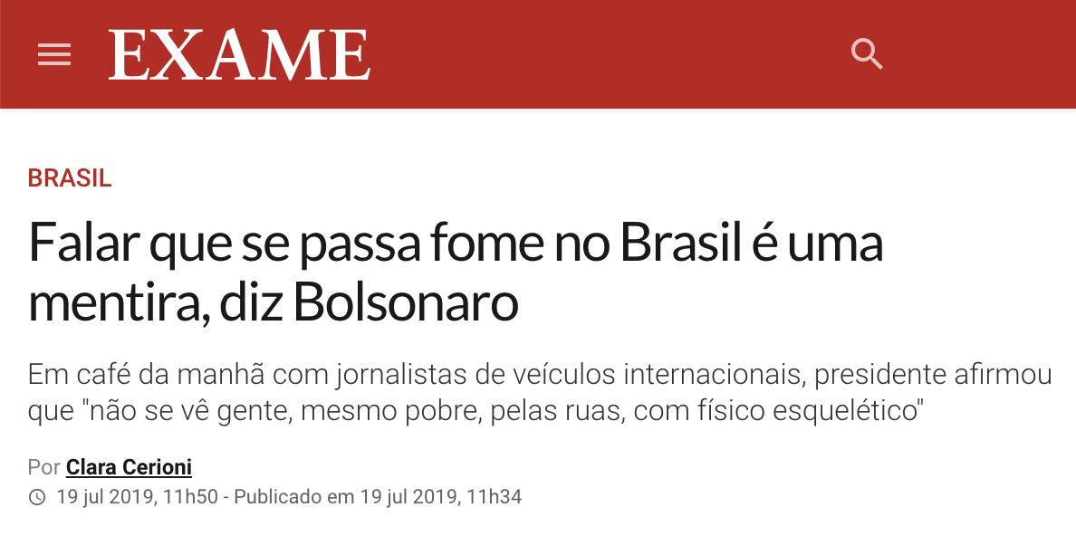 Então o @LulaOficial acabou com a fome, @jairbolsonaro?  #Bolsonaro #BolsonaroEnvergonhaOBrasil https://t.co/XC76Av5qqs