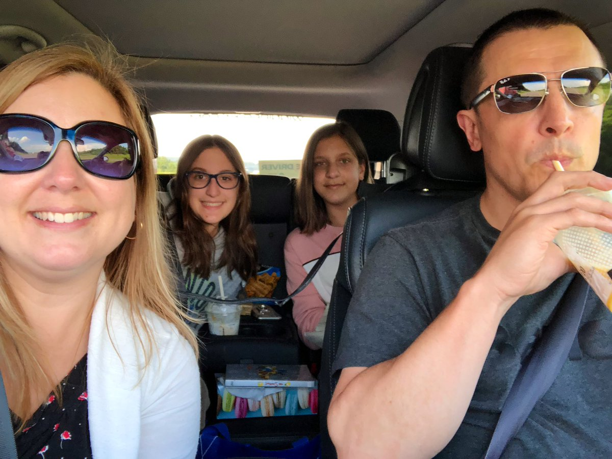 test Twitter Media - Driving to the #2019MLC in #Chicago with my family. First stop is Eau Claire, WI. Gorgeous skies! #workandfamily https://t.co/RB5z9t79bv