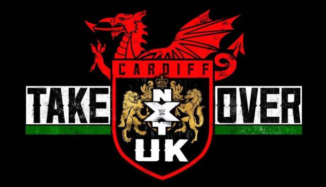 test Twitter Media - The WWE UK Championship Match for NXT UK TakeOver: Cardiff was announced at the NXT UK tapings on Friday night. #WWE #NXT #NXTUK https://t.co/FbPZbxACHy https://t.co/6thyKXxCXi