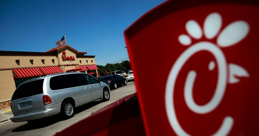 """Save Chick-fil-A law"" in Texas bans anti-religious actions"