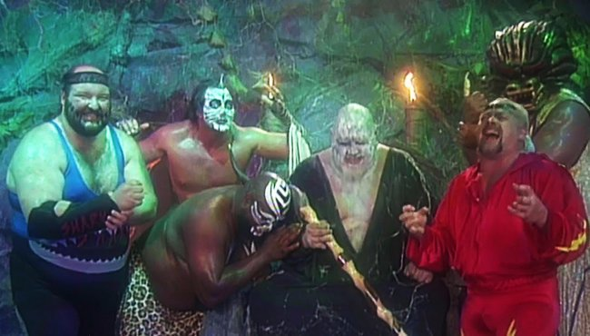 test Twitter Media - Caliber Winfield examines what's on his Mt. Rushmore of ridiculous & absurd moments From 1995 WCW, including the Dungeon of Doom and more. #WCW #DungeonOfDoom https://t.co/R3qRkagC5k https://t.co/tnTNhwOhd4
