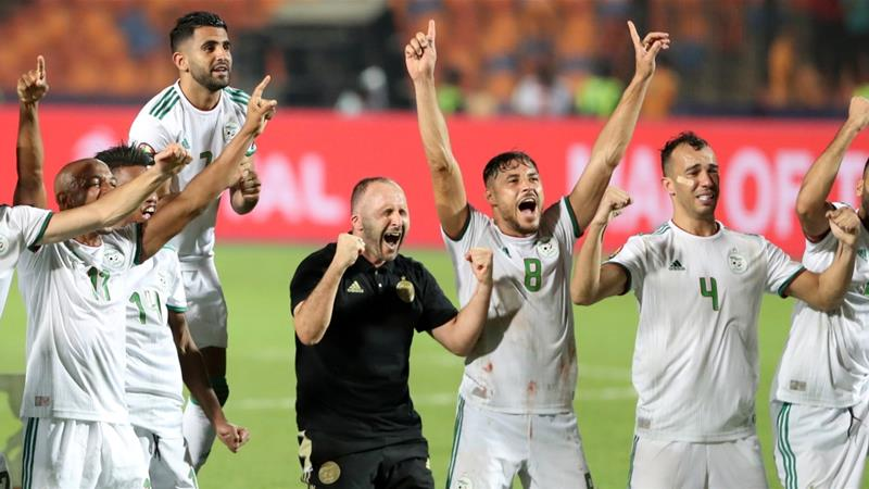 Algeria beat Senegal to win AFCON2019 final