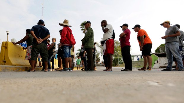 U.S. to send asylum seekers back to dangerous part of Mexico
