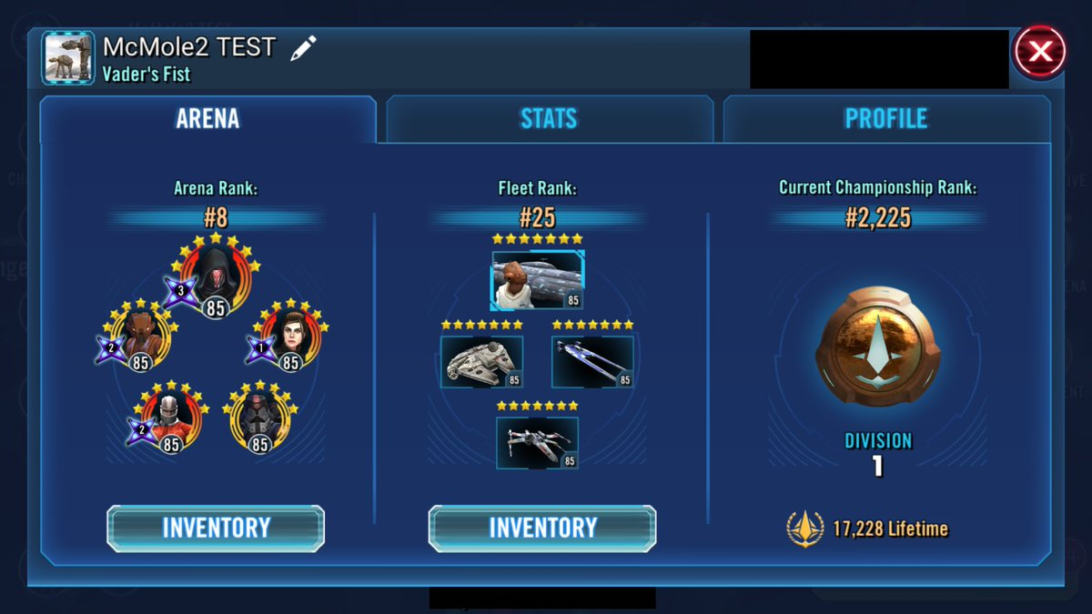 test Twitter Media - So this just happened.  I'm gonna have so much fun with this! #SWGoH https://t.co/AVyKAysuA3