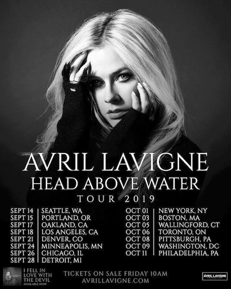 Have you gotten your tickets yet to the #HeadAboveWater tour?!  https://t.co/VEMPhl2tzs https://t.co/KcminkMzR0