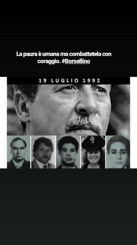 #19luglio