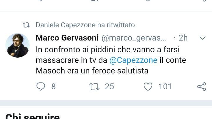 #Capezzone