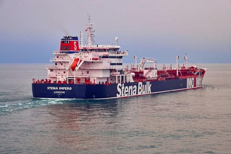 Iran says UK-flagged tanker 'ignored distress call', taken to Bander Abbas