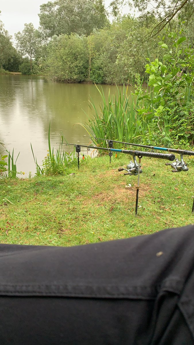 Fishing at the Fennes Fisheries nr Braintree Essex on the hunt for some carp! #carpfishing #Carp htt