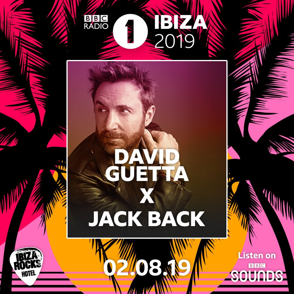 I'll be playing at #R1Ibiza 2019 for @bbcradio1. See you there! https://t.co/cVZYY9Capl