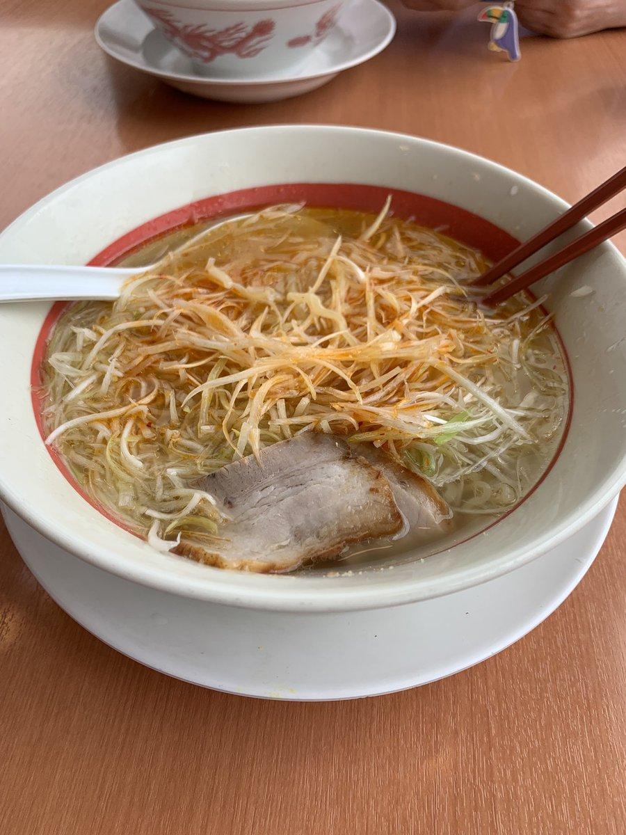test ツイッターメディア - 今日食べたラーメン 幸楽苑の https://t.co/ov2FQzteQm