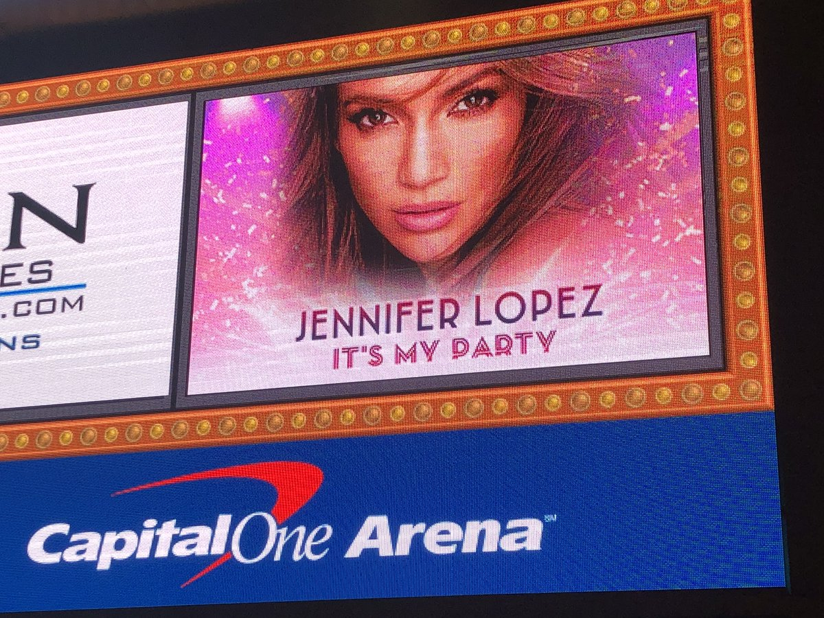 RT @BriSoFly12: Had so much fun seeing @JLo in D.C.! So I'm seeing her again in philly tonight!!! #ItsMyPartyTour https://t.co/WGD4VIpM0J